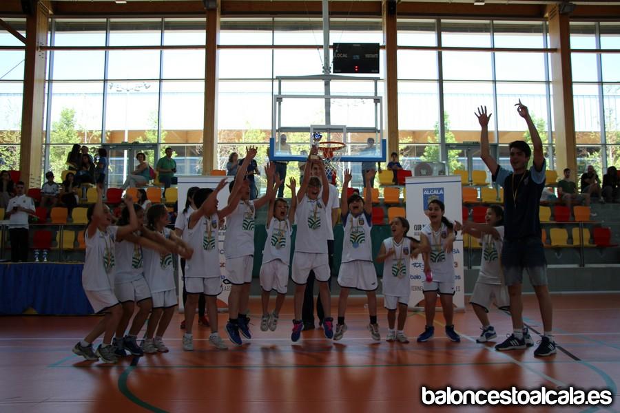 Escuelas de Baloncesto Alcalá 2015/2016