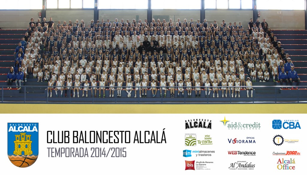 Foto Oficial 2014-2015