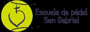 Logo Escuela de Pádel transparente