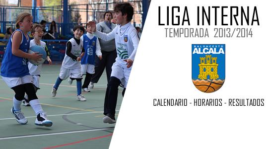 Liga Interna 2014