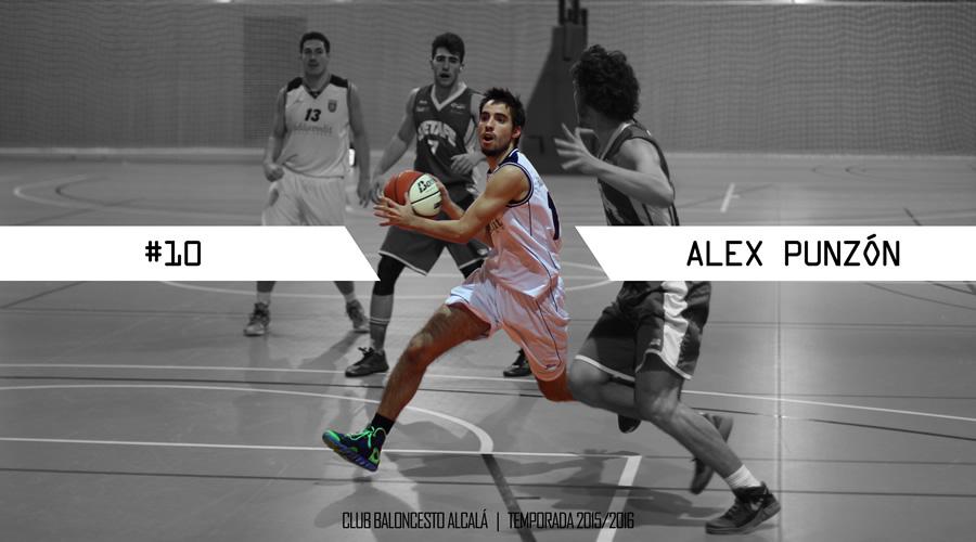 10 Alex Punzon