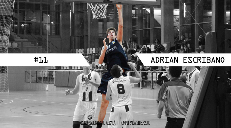 11 Adrian Escribano
