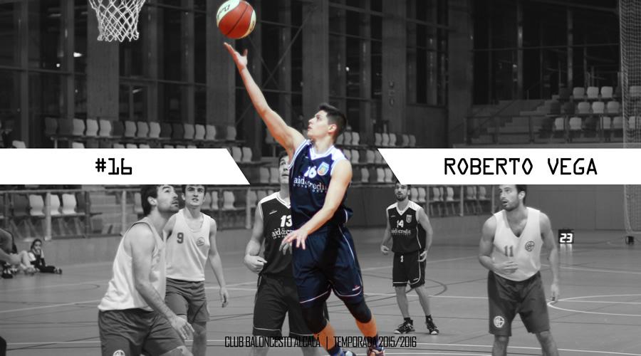16 Roberto Vega