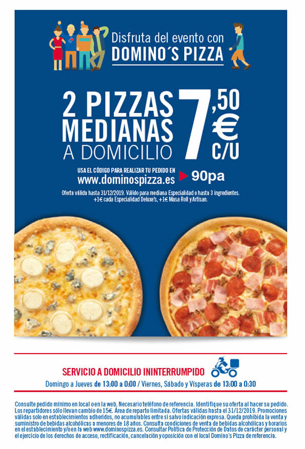Domino´s Pizza Alcalá