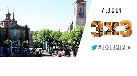 3×3 Ferias y Fiestas 2014