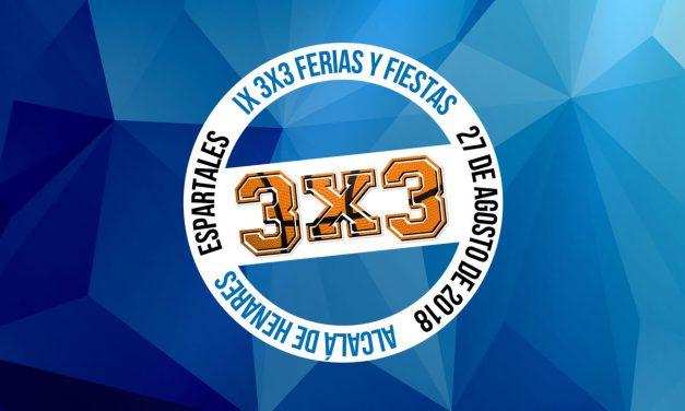 Inscripción IX 3×3 Ferias y Fiestas