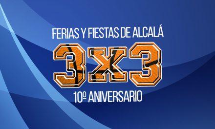 Inscripción X 3×3 Ferias y Fiestas