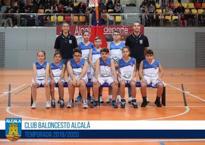 AL BALONCESTO ALCALÁ Y AL BALONCESTO ALCALÁ AZUL - ESCUELAS BALONCESTO ALCALA 2019-2020