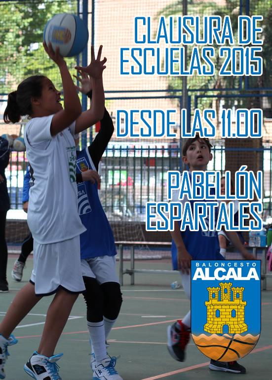 Clausura Escuelas 2015