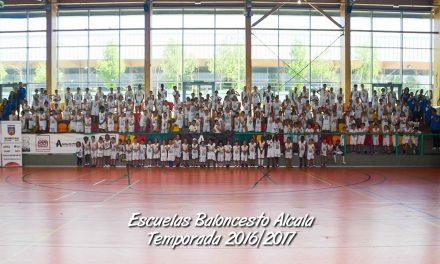 Clausura de Escuelas 2016/2017