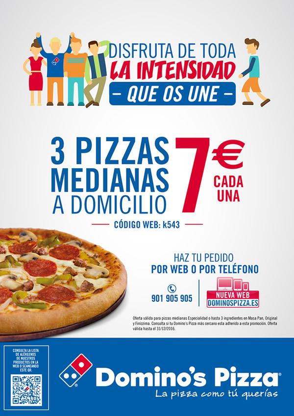 Domino´s Pizza Alcalá