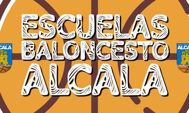 Escuelas de Baloncesto Alcalá