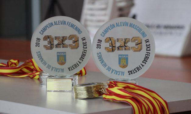 Ganadores IX 3×3 Ferias y Fiestas