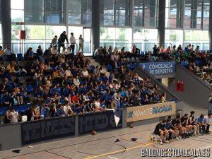 J20 ADC Boadilla - 1ª Nacional CBA - CB Las Rozas (Paula Fournier)