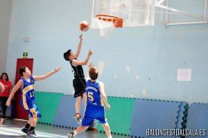 J22 Alcorcón Basket 'B' - AM Azul CBA