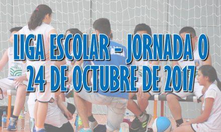 Jornada 0 – Escuelas Baloncesto Alcalá 2017-2018