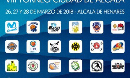 VIII Torneo Ciudad de Alcalá