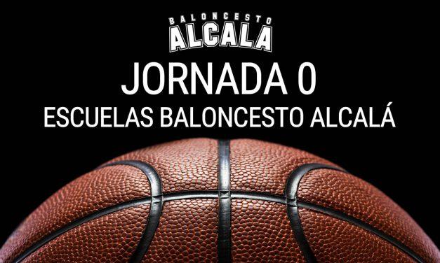 Jornada 0 – Escuelas de Baloncesto