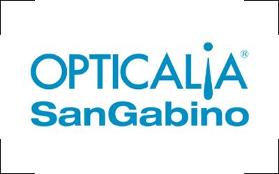 Logo OPTICALIA SAN GABINO