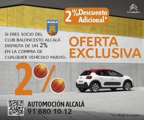 Citroën Automoción Alcalá